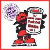 DJ Aaron James - Funk Dat House Vol. 1