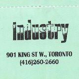 "Frankie Bones at ""Effective"" @ Industry (Toronto - Canada) - 30 November 1997"