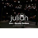 DJ King Julian Live at Bernice Gardens, Little Rock, Arkansas