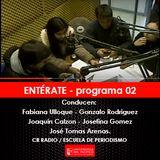 Programa Entérate - C 02