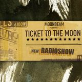 Moobeam  -  Ticket To The Moon 018 on DI.FM  - 27-May-2015