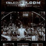 Deep Tech House mix Nov 2014 Exiled in Asia...