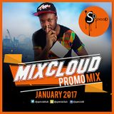 Mixcloud Promo Mix - January 2017 | @djspecialduk