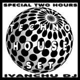 SPECIAL TWO HOURS TECHNO SET LIVE @ IVANCHU DJ (16-6-2013)