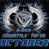 Hardstyle Top 20 October Mixed By G-zACK