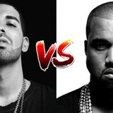 Clash of the Titans v1: Drake vs Kanye West