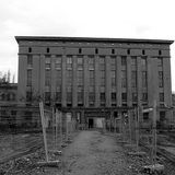 Berghain Project 1