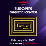 NYDJAY by NEW YORKER - DJ BACHKA - NORWAY