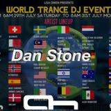 World Trance DJ Event 2017 Dan Stone