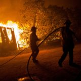 Kommentar: Brände in Kalifornien zerstören Gottschalk-Villa