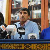 Rueda de Prensa YASUNIDOS, 17-03-14