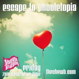 Phoole and the Gang  |  Show 168  |  Escape to Phooletopia!  |  on TheChewb.com  |  11 Nov 2016