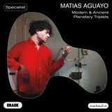 Modern and Ancient Planetary Triplets – Mixed by Matias Aguayo