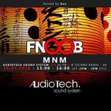 MNM (Monomix) @ Audiotech Sound System #10 on Fnoob Techno Radio (19,07,2018)