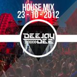 Deejay Dee - House Mix - 23/10/12
