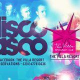 dj Nabil @ The Villa - Disco Dasco 09-08-2015