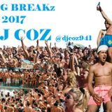 SPRING BREAKz 2017 ((DJ Coz)) - Huge spring / summer hits from your favorite artists!