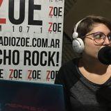 13/05/2017 - María Fernanda Cittadino en Fuera de Lugar