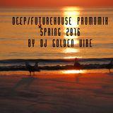 Deep-/Futurehouse Promomix Spring 2016