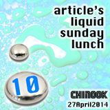 AP's Liquid Sunday Lunch Vol. 10 - Chinook - 27.04.14