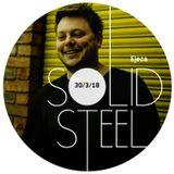 Solid Steel Radio Show 30/3/2018 Hour 1 - Ejeca