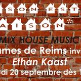 Ma Maison Est Ta Maison au Floyd avec James et DJ Bien Luné Ethan Kaast (septembre 2018)