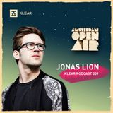 Jonas Lion | KLEAR podcast 009 (Amsterdam Open Air 2016 Promo Mix)