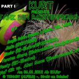 Dacjan Rakete @ Kurt Presents TANZ DEN RAKETENFROSCH - Tonart Alfeld - 06.01.2012 - Part 1