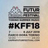 Stacey Pullen  Live @ Kappa Futur Festival (Torino, Italy) - 07-JUL-2018
