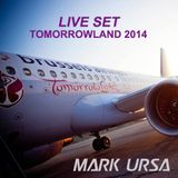 Mark Ursa - Live set @ Tomorrowland 2014