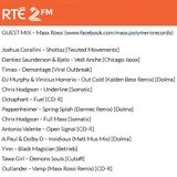 MAXX ROSSI - Sonic Sessions Guest Mix (on RTe'2fm) February 2017