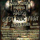 Tommy Rockz @ Hard Destruction
