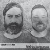 Aremun Podcast 25 - Rvde (Intellighenzia Electronica)