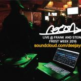 2016 - DJ Recon - Live @ Frank And Steins Frost Week Guelph (Tuesday Jan 12 2016)