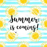 Jose Maria Ramon Summer is Coming - Mayo 18