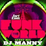 DJ Manny presents Funk The World 37