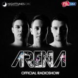ARENA OFFICIAL RADIOSHOW #117 [FG RADIO USA]