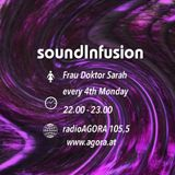 soundInfusion on radioAGORA 105,5 - September 2018