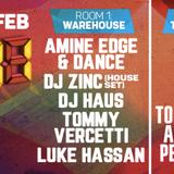 2017.02.04 - Amine Edge & DANCE @ Rainbow Venues, Birmingham, UK