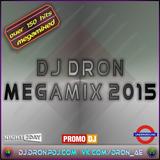 DJ Dron - Megamix 2015 (150 hits in 1 hour)