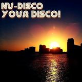 Fingerman - Nu Disco Your Disco Exclusive Mix (July12)