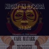 Night In Africa Intro (Reggae & Afrobeat)