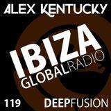 119.DEEPFUSION @ IBIZAGLOBALRADIO (Alex Kentucky) 06/03/18