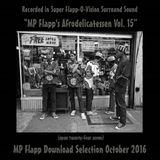 MP Flapp's Afrodelicatessen Vol. 15 (Open Twenty-Four Seven)