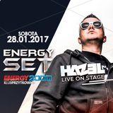 Energy 2000 Przytkowice - DJ HAZEL pres.Live On Stage (28.01.2017)