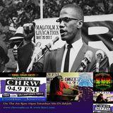 Malcolm X Livication Positive Journey 94.9FM May 20 2K17