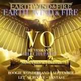 EARTH WIND & FIRE VO (boogie wonderland, september, let's groove, fantasy)