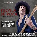 Escola de Rock - Episodio #02.06 - Phil Lynott