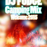 Dj Fudge - Camping Mix (Welcome 2015).