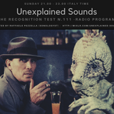 Unexplained Sounds - The Recognition Test # 111